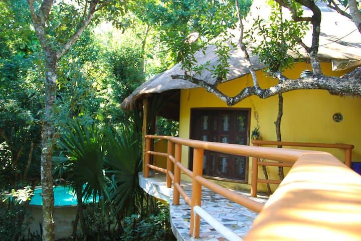 Treehouse Bungalow Salamandra