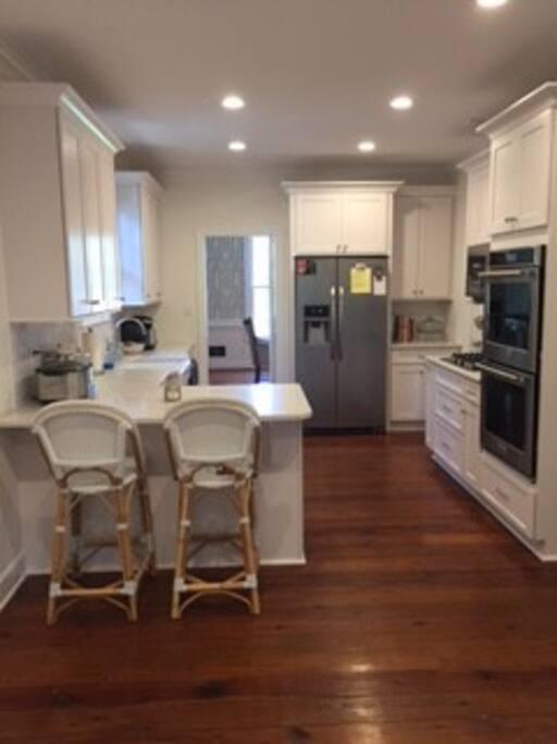 Kitchen Newly Renovated