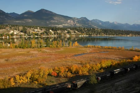 Beautiful Townhouse Dwntn Invermere - Townhouse