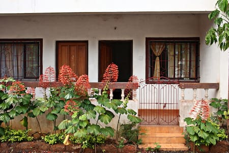 Furnished home - Siolim North Goa - RIVER SIDE - Siolim - Wohnung