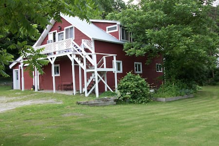COZY BARN 10 min from Horse Show!!! - Mt Tabor - Apartment