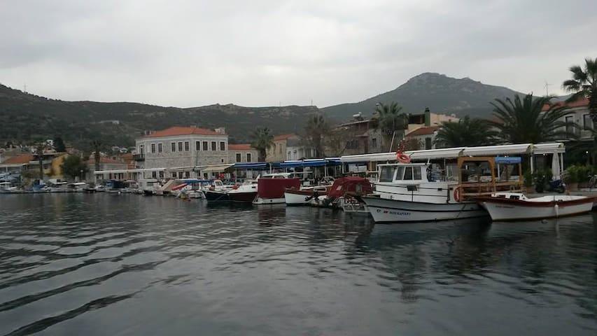 Yenifoça - Taş Ev - Yenifoça Atatürk