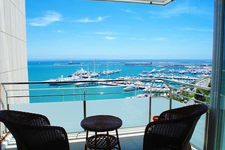Apartamento en primera linea de mar - Palma - Apartament