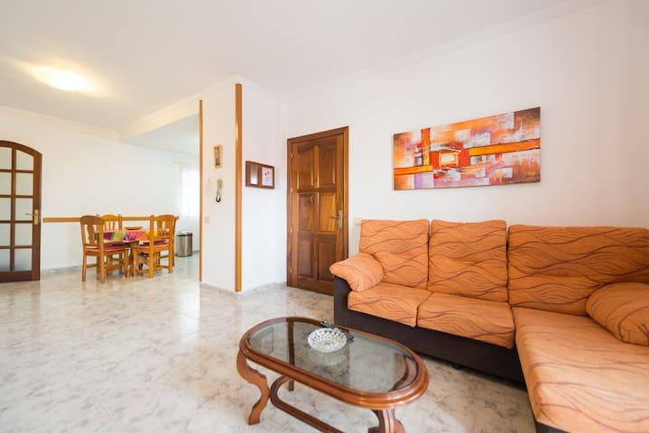 apt. Arinaga beach + WiFi - Arinaga - Apartamento