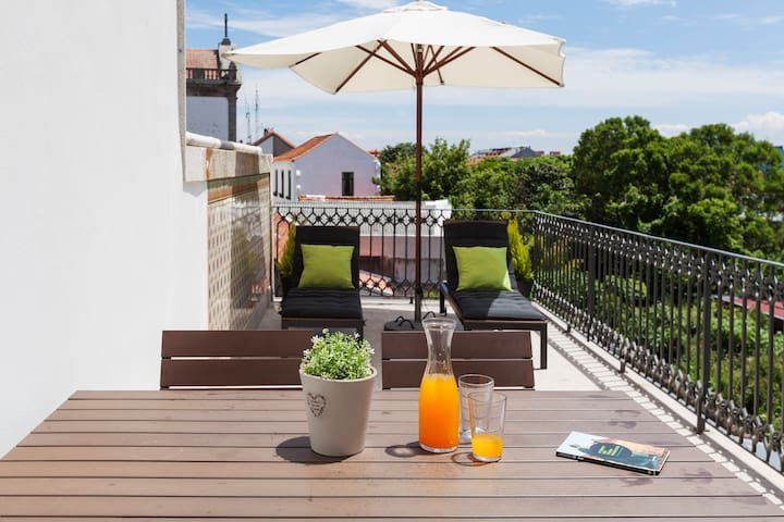 1 bedroom-terrace-Marques.2ts