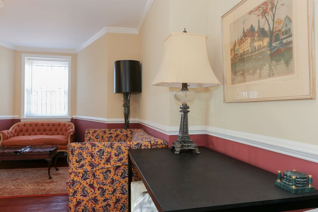 Studio hideaway beside u s senate appartements louer for U s senate dining room