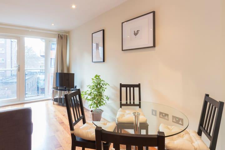 Barbican flat central london apartamentos en alquiler en londres reino unido - Apartamento en londres ...