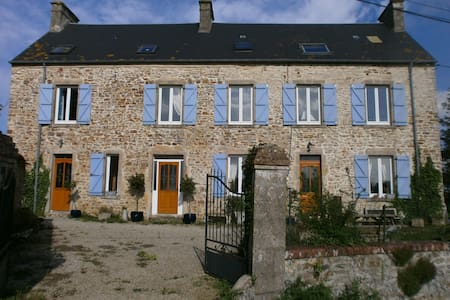 Le Marais, renovated farmhouse . - Rauville-la-Place - 独立屋