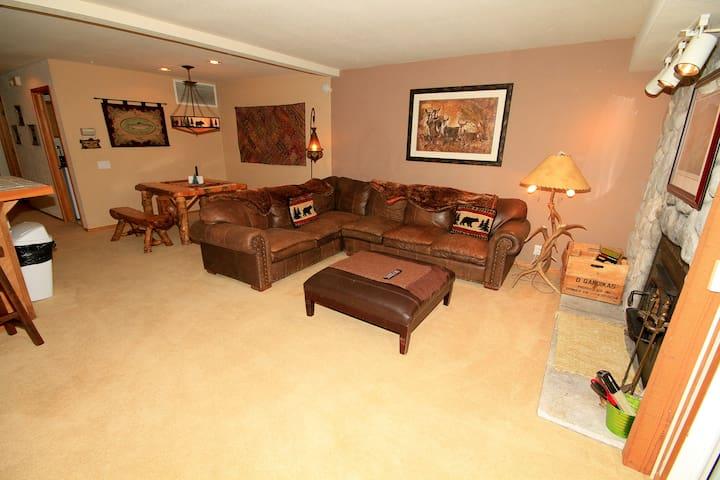 Snowcreek IV #603,2 Bedroom, 2 Bath - Mammoth Lakes - Lägenhet