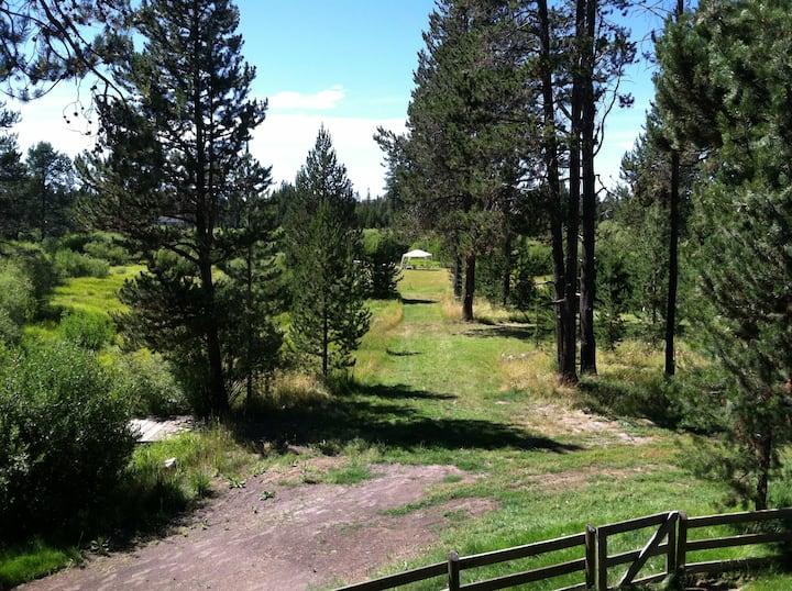Lazy River Acres-Sunriver- 1/4 mile river access