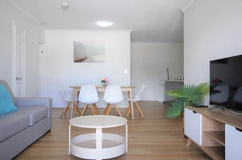 Luxury two bedroom apartment in Kingston