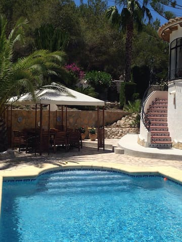 Holiday Villa, Benitachell, Costa Blanca - Benitachell - Casa de campo