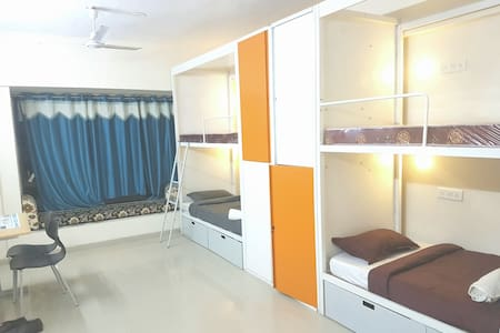 EON - The EcoTel - Pune - Hostel