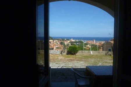 Elbana's house with a sea view - Marciana Marina