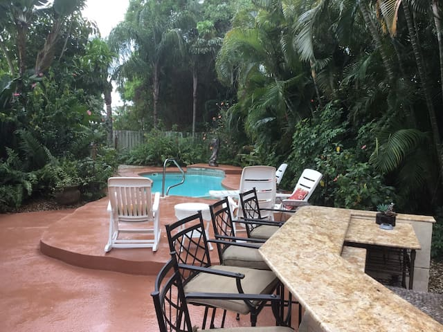 Sarasota's Key West Style Home