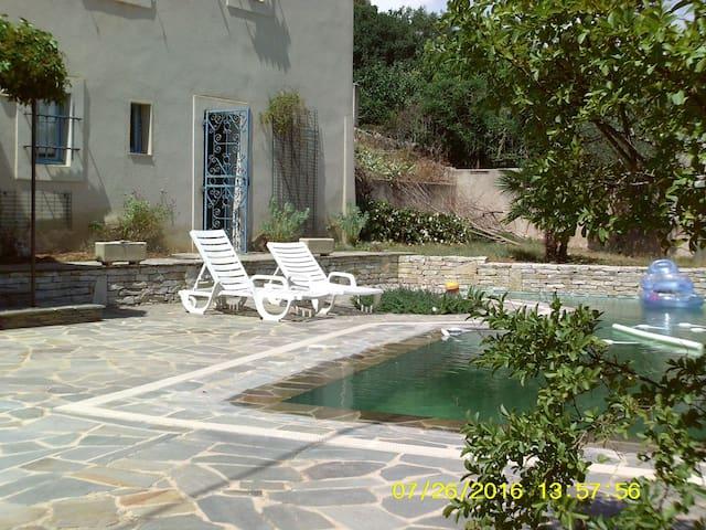 Studio de 30 m2 avec piscine - Villelaure - Apartment