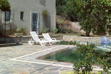 Studio de 30 m2 avec piscine - Villelaure