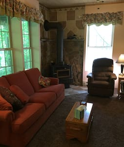 Tranquil Mountain Comfortable Suite - Cullowhee - House
