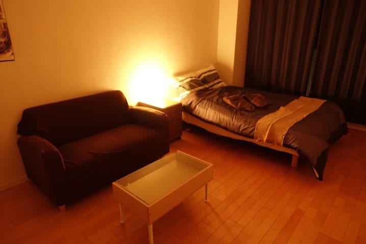 Designer condo, 14min to SHINJUKU - Kita-ku - Flat