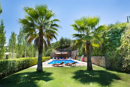 Great private cottage with pool, wifi, Alhambra