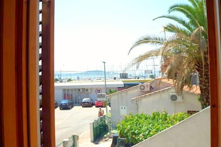 Best location in Vodice with the sea view,apt No.2 - Vodice - Apartment