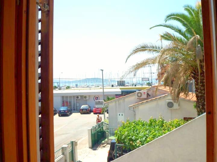 A2 best location in Vodice with the sea view
