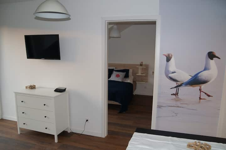 Rewal/Niechorze apartament ,luxury apartment