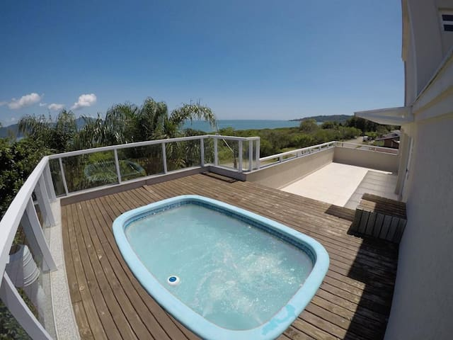 CASA DANIELA VIEW 180 DEGREES TO THE SEA