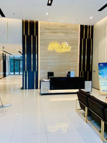 Tân Phú Novaland Luxury Condos. 5 Star Conveniente
