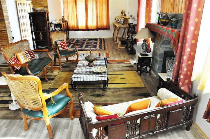 Zahir cottage - Manali - Penzion (B&B)