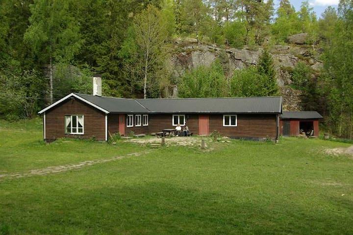 Big cabin 50 km south of Stockholm