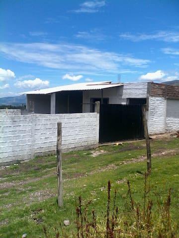 Casa de campo en Pintag