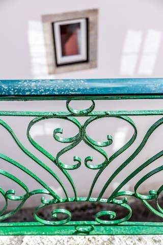 Small Balcony Detail