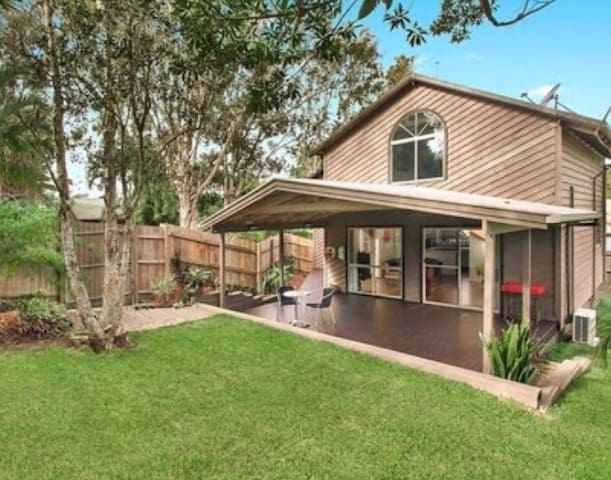 Compact home central Byron 1 bedroom - Byron Bay - Dom