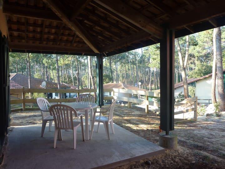 Villa Moliets proche plage et golf