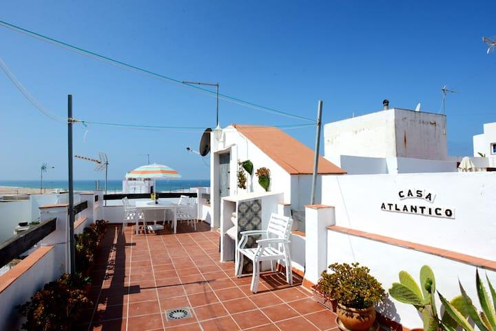 Private roof- terrace at  250m to the beach - Conil de la Frontera - Dom