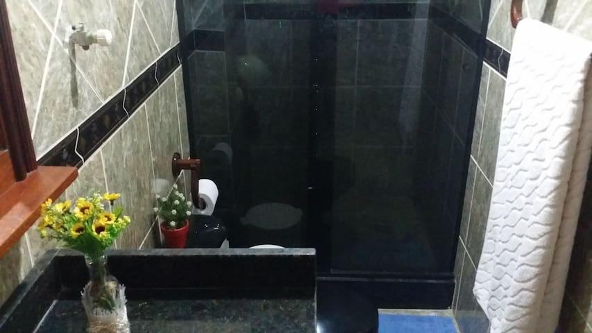 Banheiro - Box.
