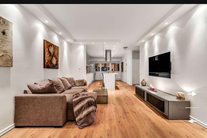 Lekker og unik leilighet til korttidsleie