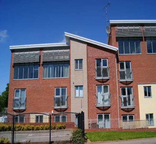 2 Double Apart, Northampton - Northampton - Wohnung