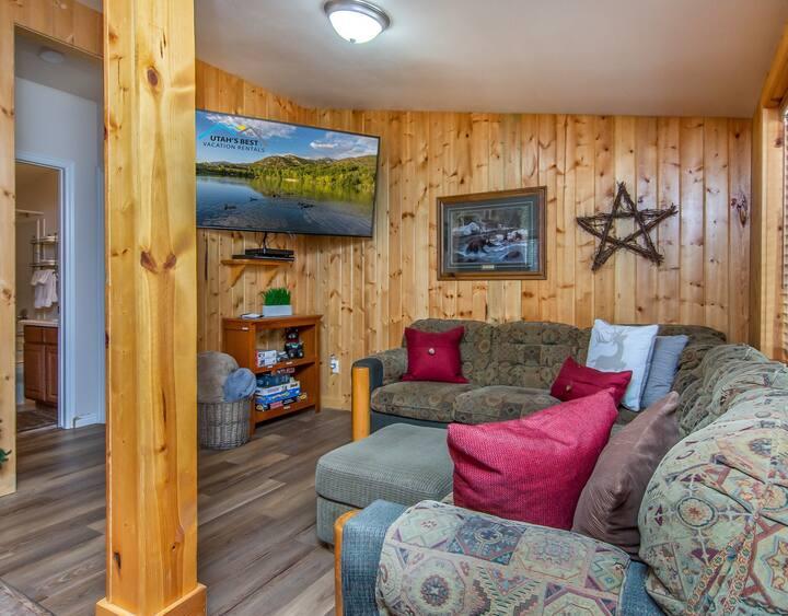 Provo Riverside Cabin #2 with Private Hot Tub