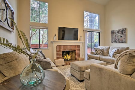 Well-Appointed Residence - 0.4 Miles to UC Davis!