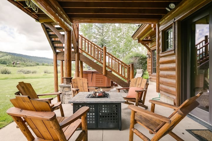 Eagle's Nest Cabin at Teton Springs Lodge