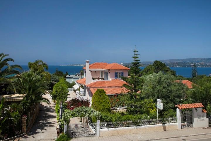 Tzivras Three-Bedroom Villa