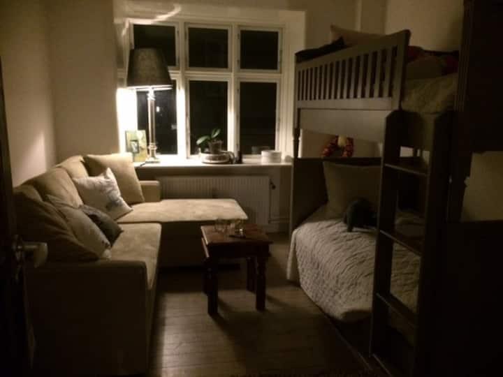 Modern, Unique, city apartment.