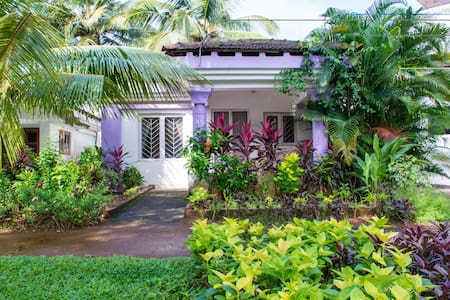 Spacious Studio Villa in Cavelossim - Goa del sur