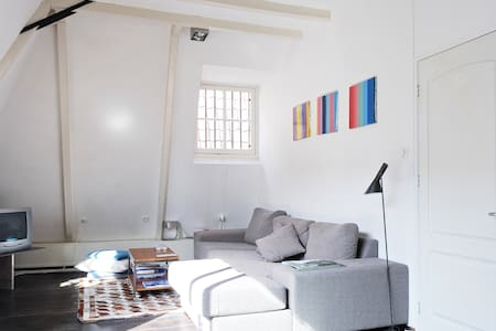 Bright top floor apartment - Amsterdam - Lägenhet