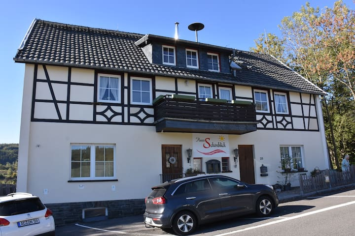 holiday apartment 4 for 6 persons Haus Schönblick