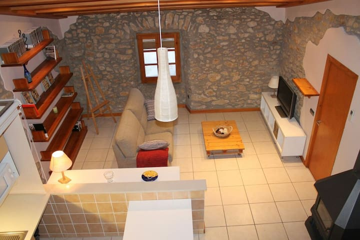 Apartamento céntrico Palalfrugell - Palafrugell - Apartamento