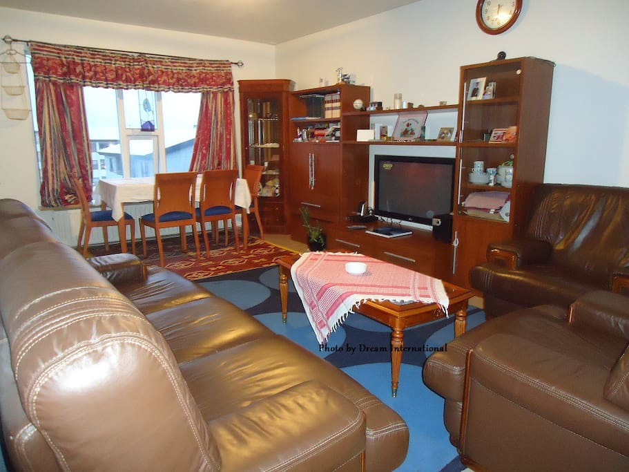 Apt with a north sea view (A) - Apartments for Rent in