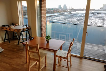 Cozy room with unobstructed view! - Sydhavn